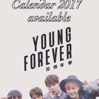 [LIMITED] 2017 CALENDARS🔥