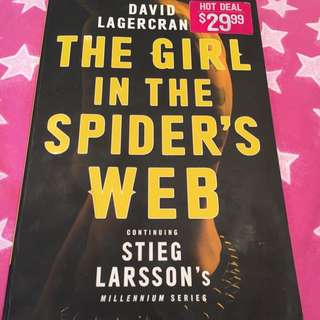 The Girl With The Dragon Tattoo Is Back Book