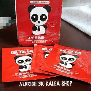 Bioaqua Original Panda Red Eye Mask
