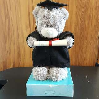 Me To You Graduation Bear