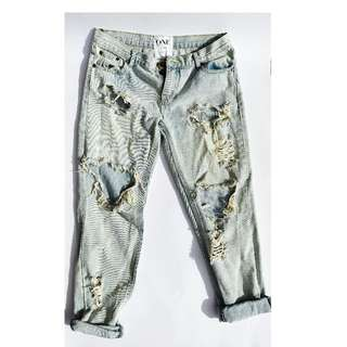 ONETEASPOON original awesome baggies boyfriend jeans Size 28