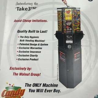 New Candy Vending Machine (in box)
