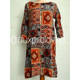 Daster Batik Tribal