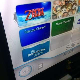 Modding Nintendo Wii Service - Jailbreak All Ver