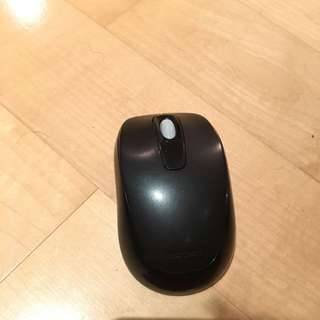 Wireless Microsoft Mouse! 🐭