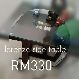 Lorenzo Side Table/ Coffee Table