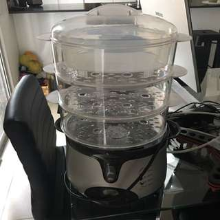 Sunbeam Vitasteam Vegetable And Food Steamer