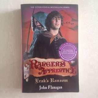 Rangers Apprentice Erak's Ransom - Book 7