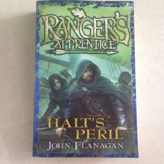 Ranger's Apprentice Halt's Peril - Book 9