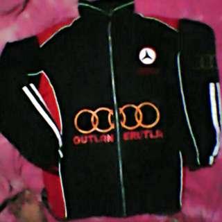 Jacket Tebal Luar Parasut