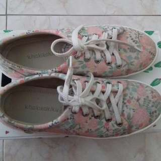 Sneakers Khakikakiku