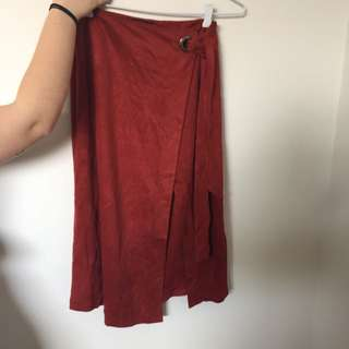 MINKPINK wrap Skirt