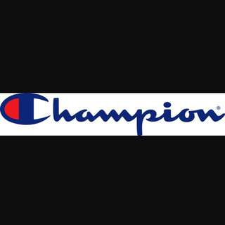 Anything Champion Brand At Cheap Prices