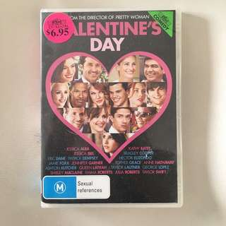 💗 Valentine's Day DVD 💗