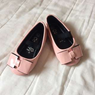 Hermes Baby Shoes