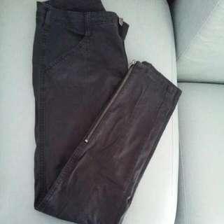 Authentic DKNY Black Skinny Jeans