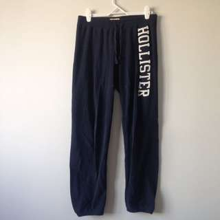 Authentic Hollister Track Pants
