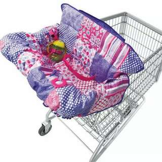 [PO] Baby Cover For Shopping Cart Trolley Highchair