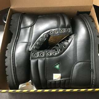 Astral Work boots (steel Toe)