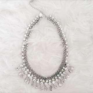 Diamond Stimulant Fashion Necklace