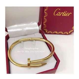 Cartier Nail Bangles