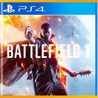 Battlefield 1  PS4 (ENG) Digital Download
