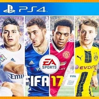 FIFA 17  PS4 (ENG) Digital Download