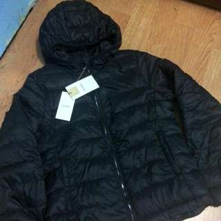 PULL & BEAR Ultra Light Down Jacket (Bulu Angsa)