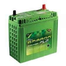 Amaron Used battery 55B24L 42B20L