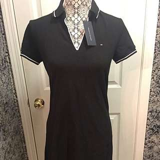 Tommy Hilfiger Polo Dress Size Small