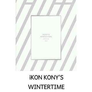 [DVD Release/Photobook] iKON - KONY'S WINTERTIME