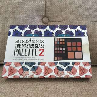 SMASHBOX The Master Class Palette 2