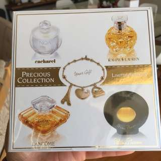 PERFUME MINIATURE Precious Collection  Limited Edition