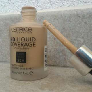 (INCL POSTAGE) Catrice HD Foundation
