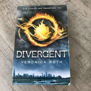 The Divergent Collection