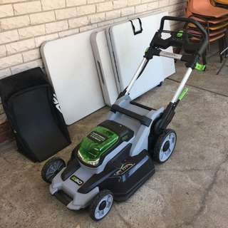 Ego LM2000E Power+ Cordless Lawn Mower