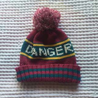 Dangerfield multi-coloured beanie
