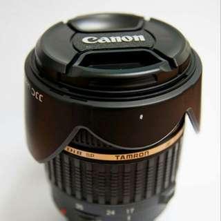 A16 for Canon 騰龍 Tamron 17-50 2.8