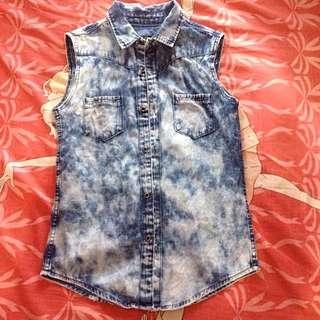 Bloops Jeans Tshirt (REPRICE)