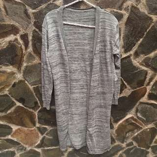 Long Outer Grey