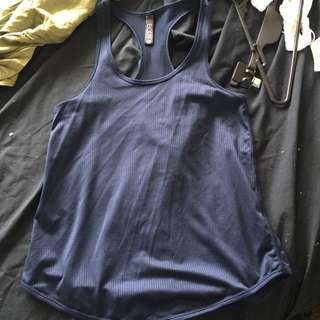 Size XS Navy Cotton On Top Activewear