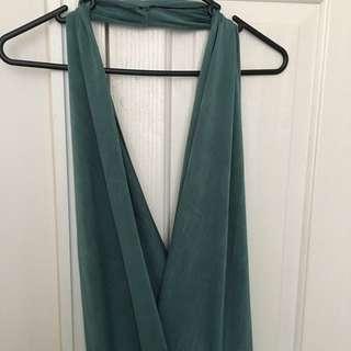 Cooper St. Halter Dress, Size 10