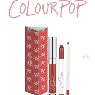Colourpop Just Bee Have