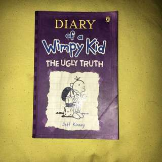 Diary Of The Wimpy Kid (5) The Ugly Truth