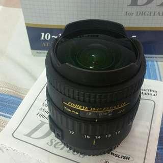Tokina AF Dx 10-17mm (Canon)