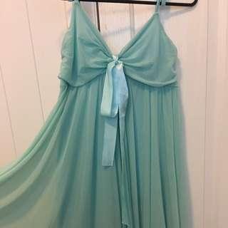 Light Blue Dress, Size M