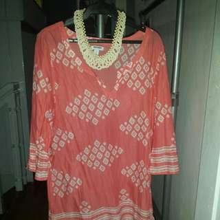 Old Navy Long Blouse