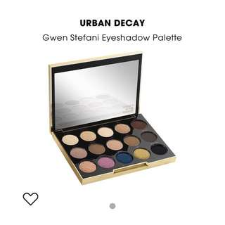 ♥️ Ace of my Heart - The Valentine's Collection | Urban Decay Gwen Stefani Eyeshadow Palette