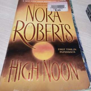 Nora Roberts Best seller