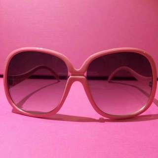 夢幻芭比粉色墨鏡